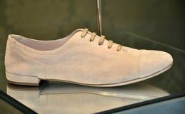 ботинки способа итальянские роскошные Стоковое Изображение