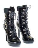 ботинки способа Стоковая Фотография