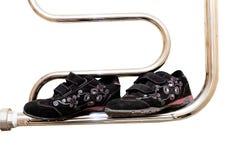 Ботинки сушат Стоковое Фото