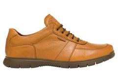 ботинки человека s Стоковое Изображение RF