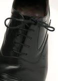 ботинки человека s стоковые фотографии rf
