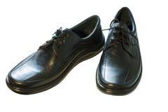 ботинки чернокожих человек s Стоковые Изображения
