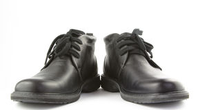 Ботинки человека Стоковые Фото