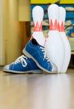 ботинки штырей Стоковая Фотография RF