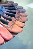 Ботинки шлюпки людей Стоковые Фото