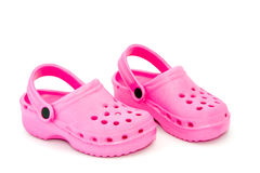 ботинки детей s Стоковые Изображения