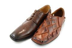 ботинки 2 Стоковые Фото