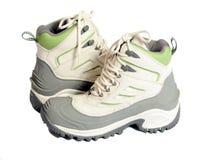 ботинки hiking новая зима Стоковое Изображение