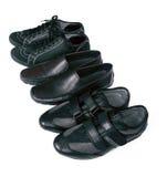 ботинки mens стоковые фотографии rf