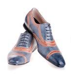 ботинки mens стоковые изображения rf