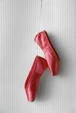 ботинки pointe Стоковое Фото
