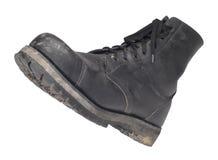 Ботинок боя стоковое изображение rf