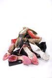 ботинок горы повелительниц стоковая фотография