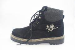Ботинок зимы Стоковые Фотографии RF