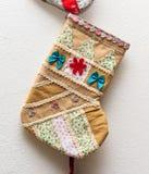 Ботинок игрушки рождества Стоковое Фото