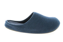 Ботинок или тапочки для пользы в доме Стоковое фото RF