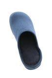 Ботинок или тапочки для пользы в доме стоковая фотография rf