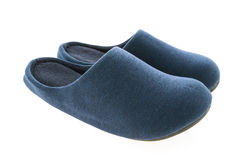 Ботинок или тапочки для пользы в доме Стоковые Изображения RF