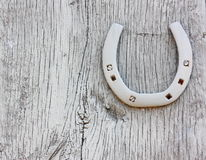 ботинок лошади grunge Стоковое фото RF