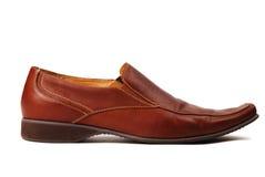 ботинок людей s Стоковая Фотография