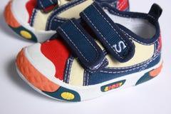 ботинок мальчика Стоковые Фото