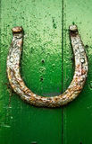 ботинок лошади старый Стоковое Изображение