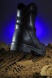 ботинок приключения Стоковая Фотография