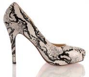 ботинок пятки высокий Стоковые Изображения RF
