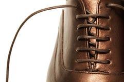 ботинок человека Стоковые Изображения