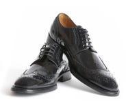 ботинок человека s Стоковое Изображение