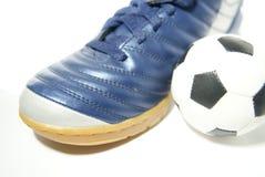 ботинок шарика ближайше стоковое фото