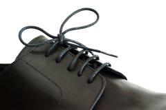 ботинок шнурка Стоковые Фотографии RF