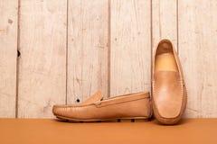 Ботинок Loafer людей Стоковое Изображение