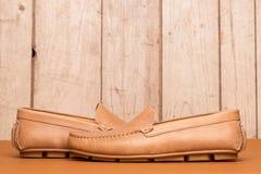 Ботинок Loafer людей Стоковая Фотография