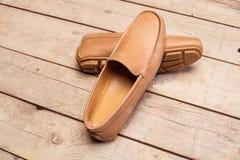 Ботинок Loafer людей Стоковые Фото