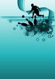 боулинг Стоковая Фотография RF