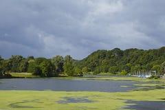 Бохум (Германия) - резервуар Kemnade Стоковая Фотография
