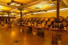 Бочки вина Стоковые Изображения RF