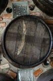 бочковая древесина стоковое изображение rf