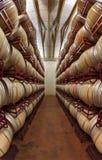 Бочонки вина Стоковые Изображения RF