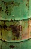 Бочонки металла старые Стоковые Изображения RF