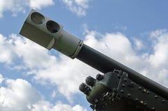 Бочонок большого воинского оружия Стоковое Изображение RF