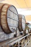 Бочонок вина Стоковое Изображение RF
