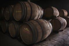Бочонок вина Стоковые Изображения