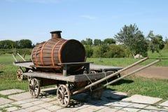 бочонок деревянный Стоковые Фото