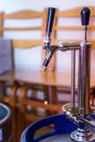 Бочонок пива металла Стоковая Фотография