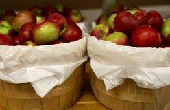 Бочонок яблок Стоковая Фотография RF