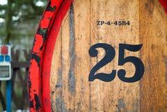 Бочонок 25 Стоковое Изображение RF