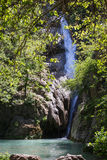 Болгарский водопад Стоковое Фото