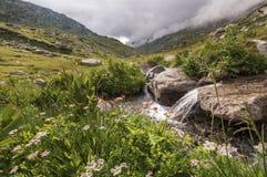 Болгарский пейзаж Стоковое Изображение